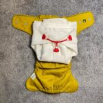 Little Birds Diapers 60 x 60 cm Mullwindel 140 g/m²