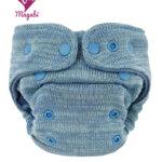 Magabi – Wollüberhose SIO – OS: jeans/türkis