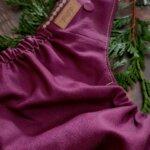 """PUPPI Wollüberhose One Size """"Forest Flower"""""""
